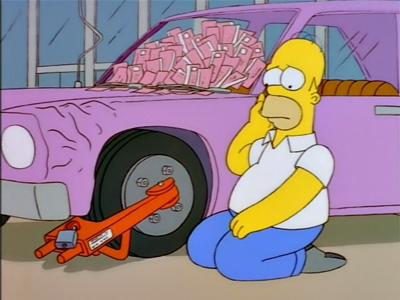 Die Simpsons • S09E01
