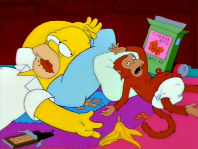 Die Simpsons • S09E21
