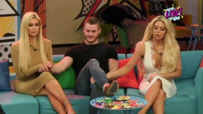 Celebrity Big Brother • S19E13