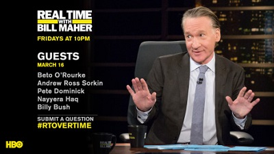 Real Time with Bill Maher • S16E08