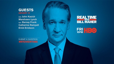 Real Time with Bill Maher • S17E01