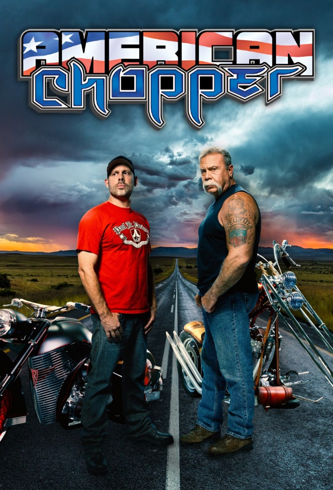 American Chopper (S08E02)