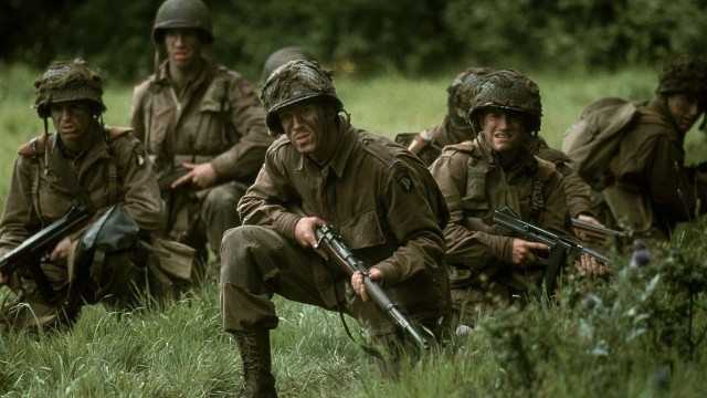 Band of Brothers • S01E02