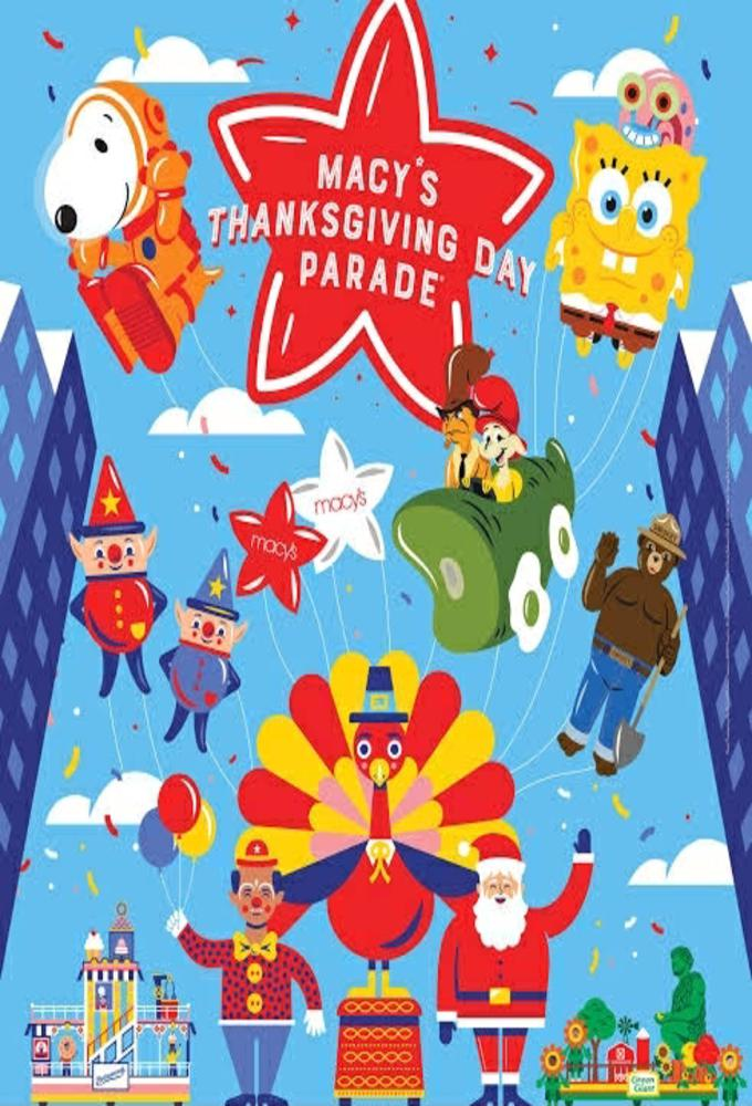Macy s Thanksgiving Day Parade (S01E76)