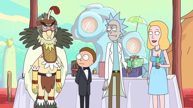 Rick and Morty • S02E10