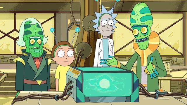 Rick and Morty • S02E06