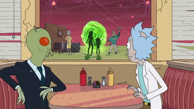 Rick and Morty • S03E01