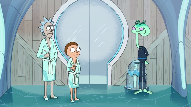 Rick e Morty • S03E06