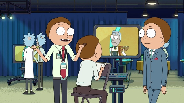Rick y Morty • S03E07