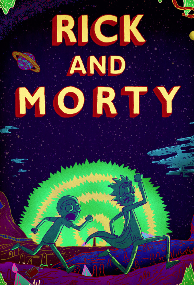 4: Rick and Morty