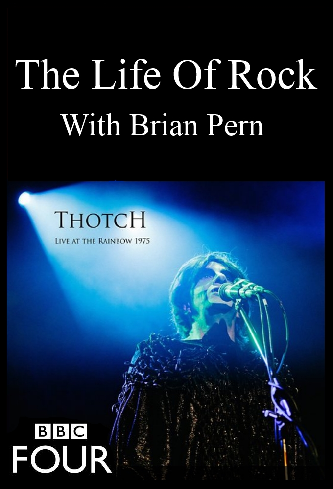 Brian Pern: A Life in Rock