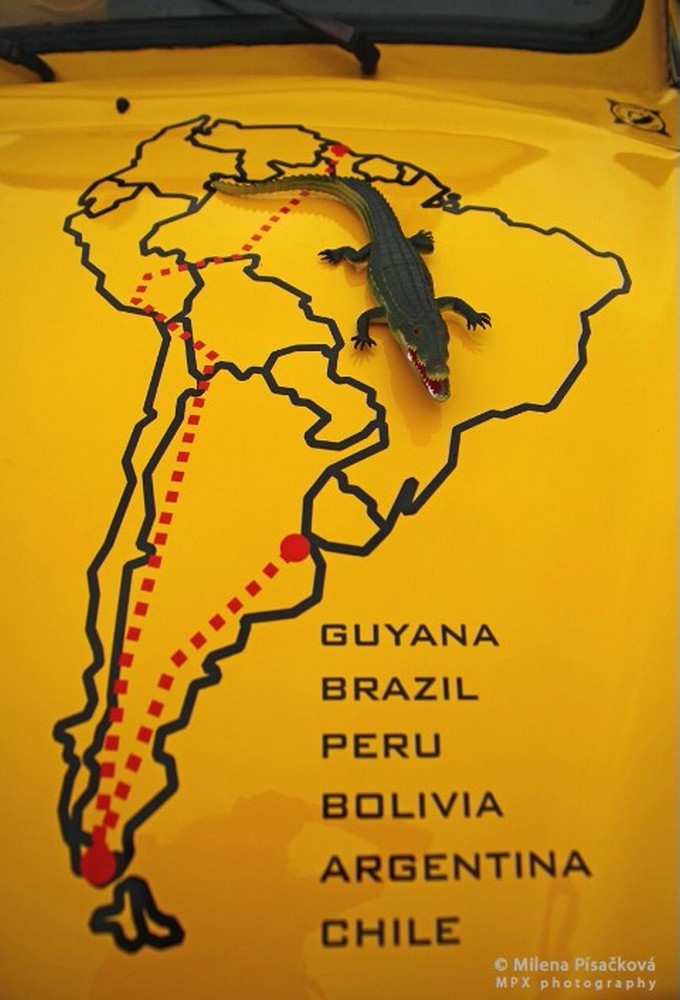 Travel Journal: South America