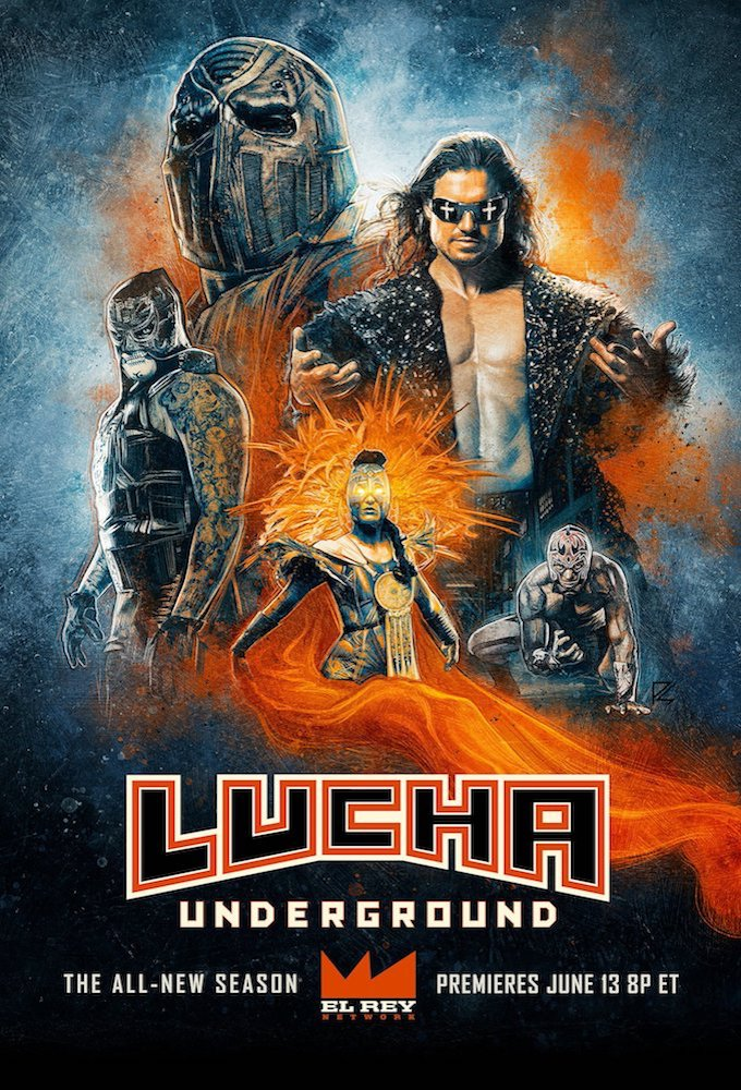 Lucha Underground (S03E24)