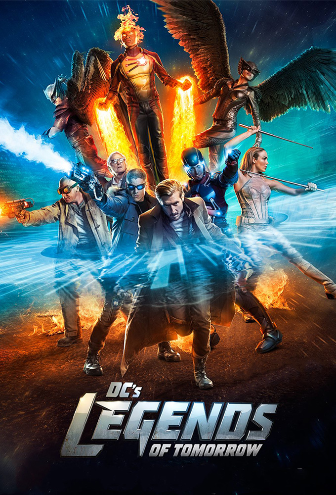 DC s Legends of Tomorrow (S04E08)