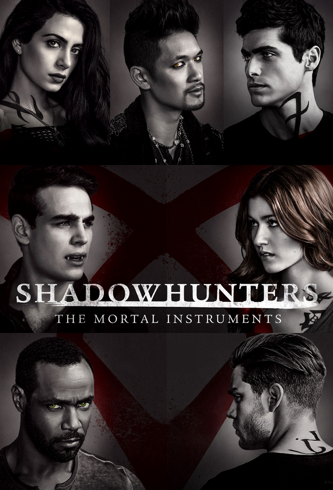 Shadowhunters (S03E08)