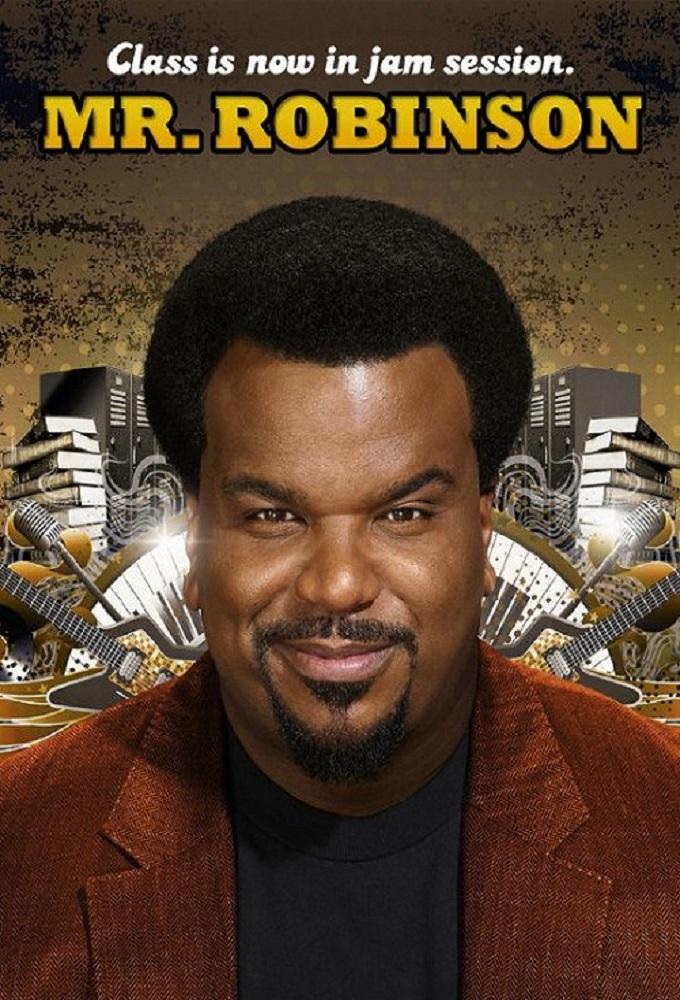 Mr. Robinson