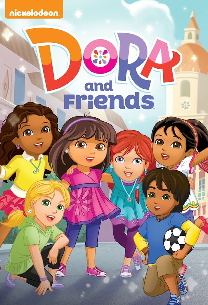 Dora and Friends: Into the City! (S03E01)