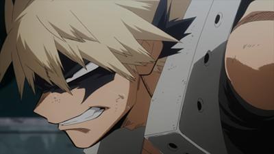 My Hero Academia • S02E24