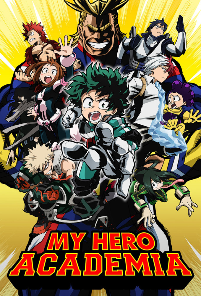 My Hero Academia (S02E13)