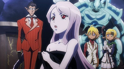 Overlord Folge 1
