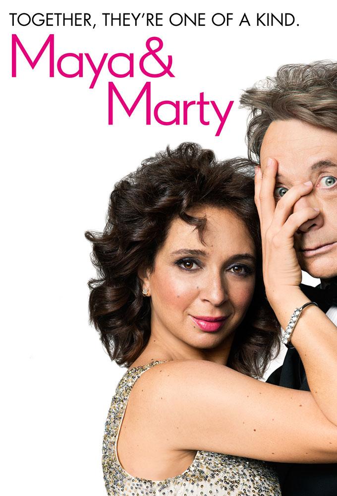 Maya & Marty