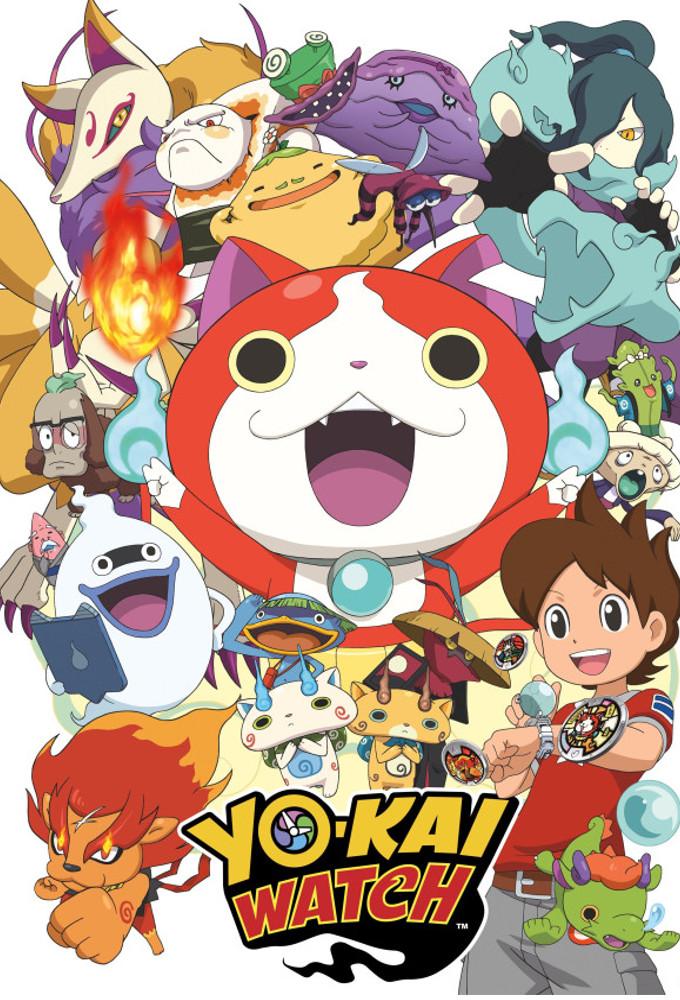 Yo-Kai Watch (S03E22)