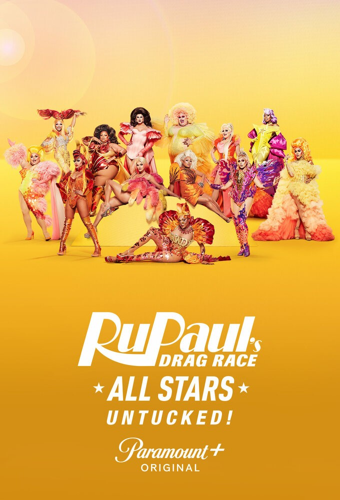 RuPaul s Drag Race All Stars: Untucked!
