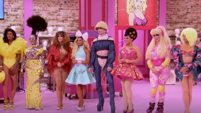 RuPaul s Drag Race All Stars • S03E01