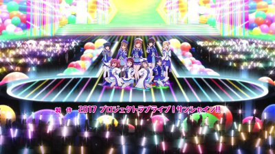 Love Live! Sunshine!! • S02E12