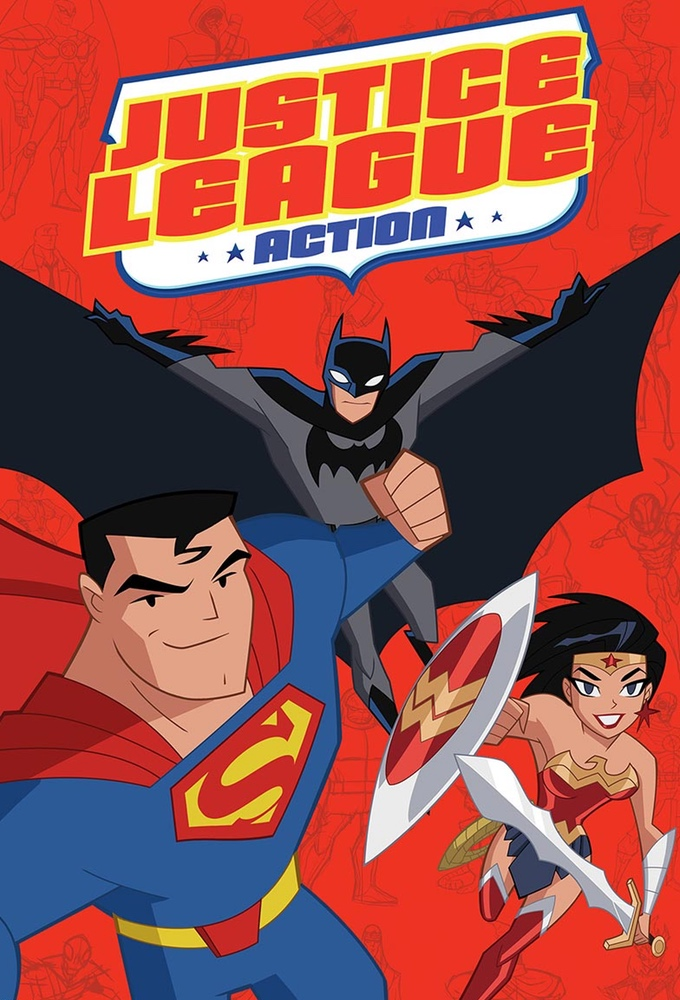 Justice League Action (S01E10)