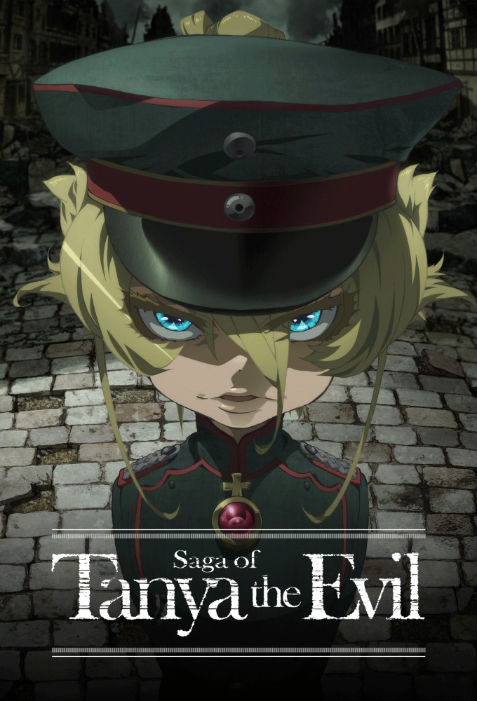 Youjo Senki: Saga of Tanya the Evil (S01E08)