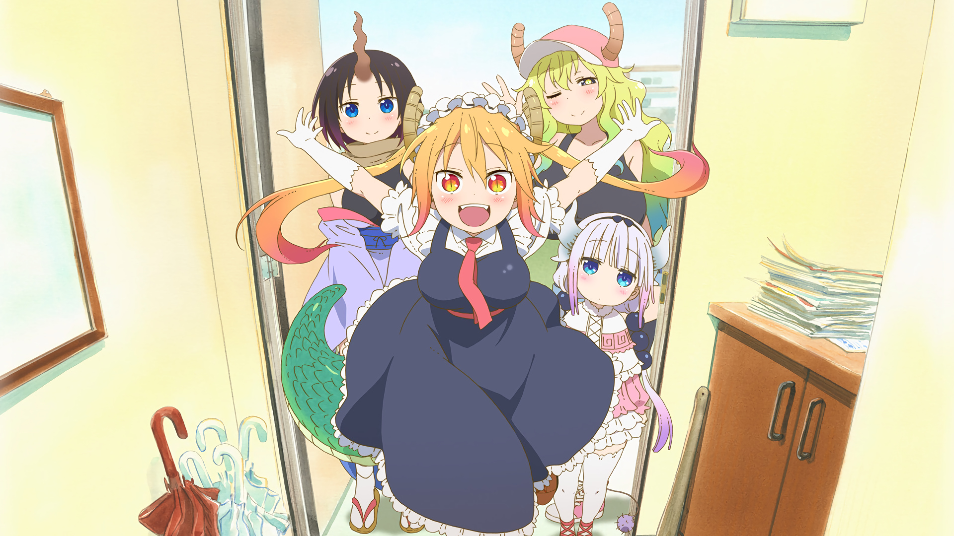 Miss Kobayashi s Dragon Maid