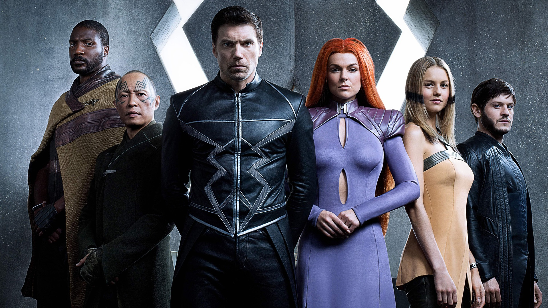 Marvel s Inhumans
