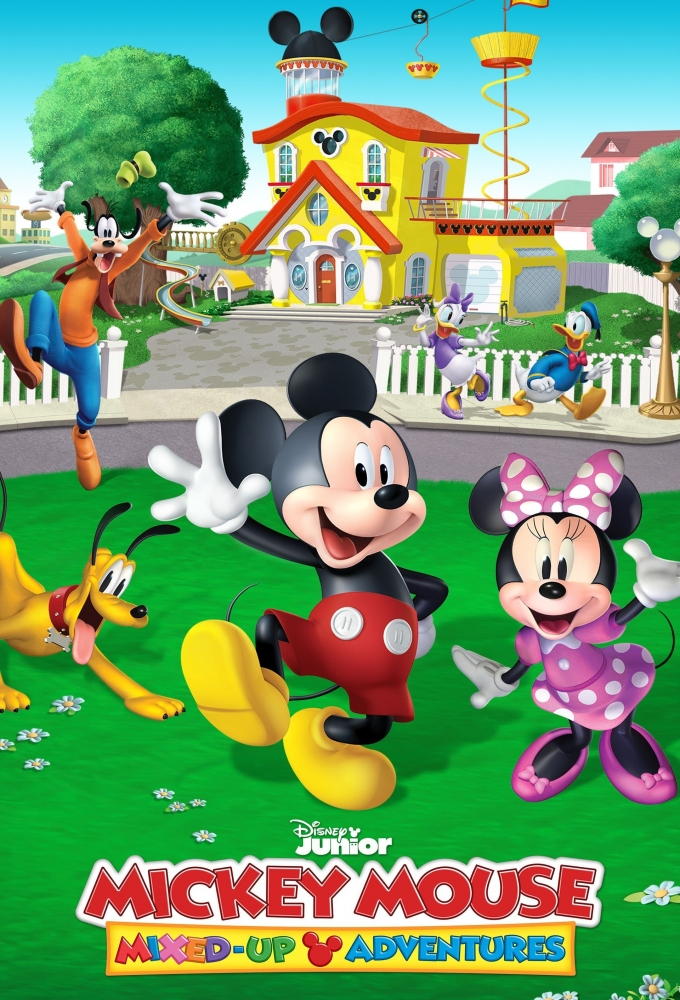 Mickey and the Roadster Racers (S02E26)
