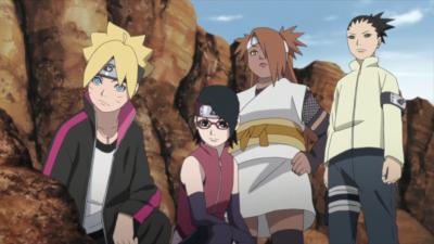Boruto: Naruto Next Generations • S01E82
