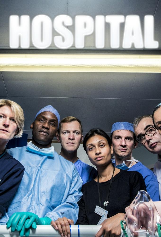 Hospital (S02E02)