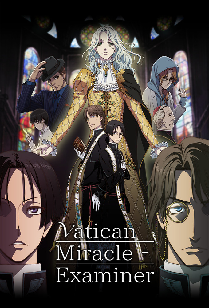 Vatican Miracle Examiner (S01E04)