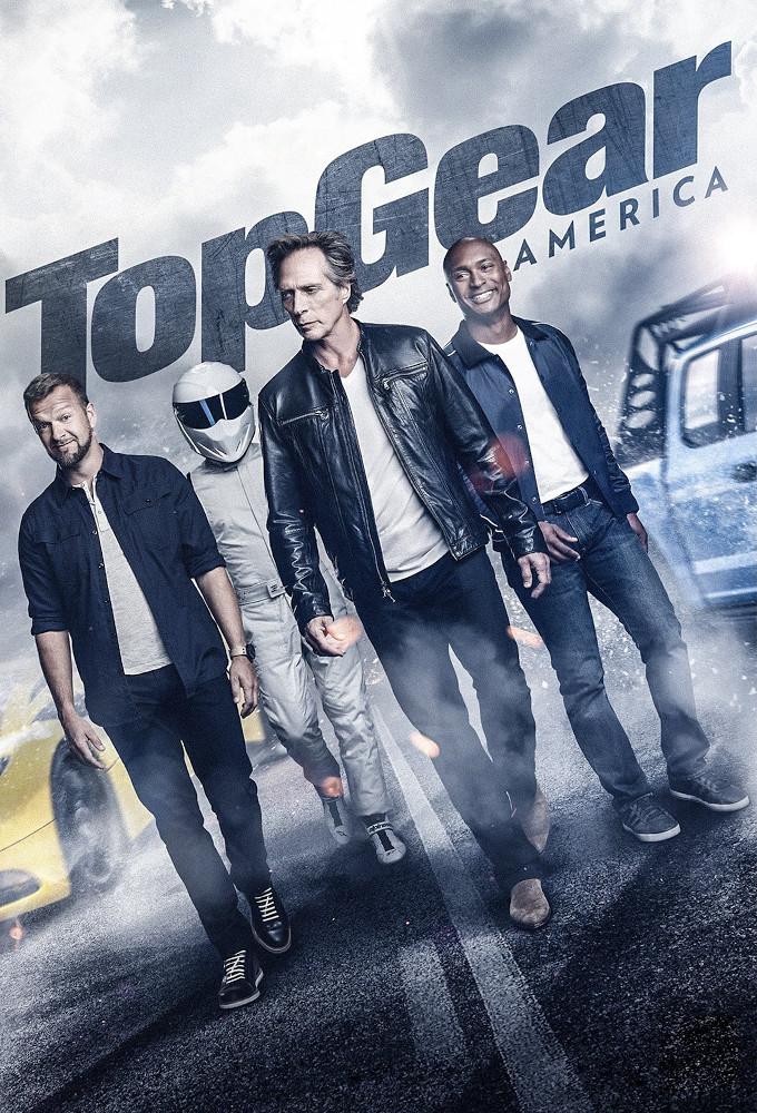 Top Gear America (S01E05)