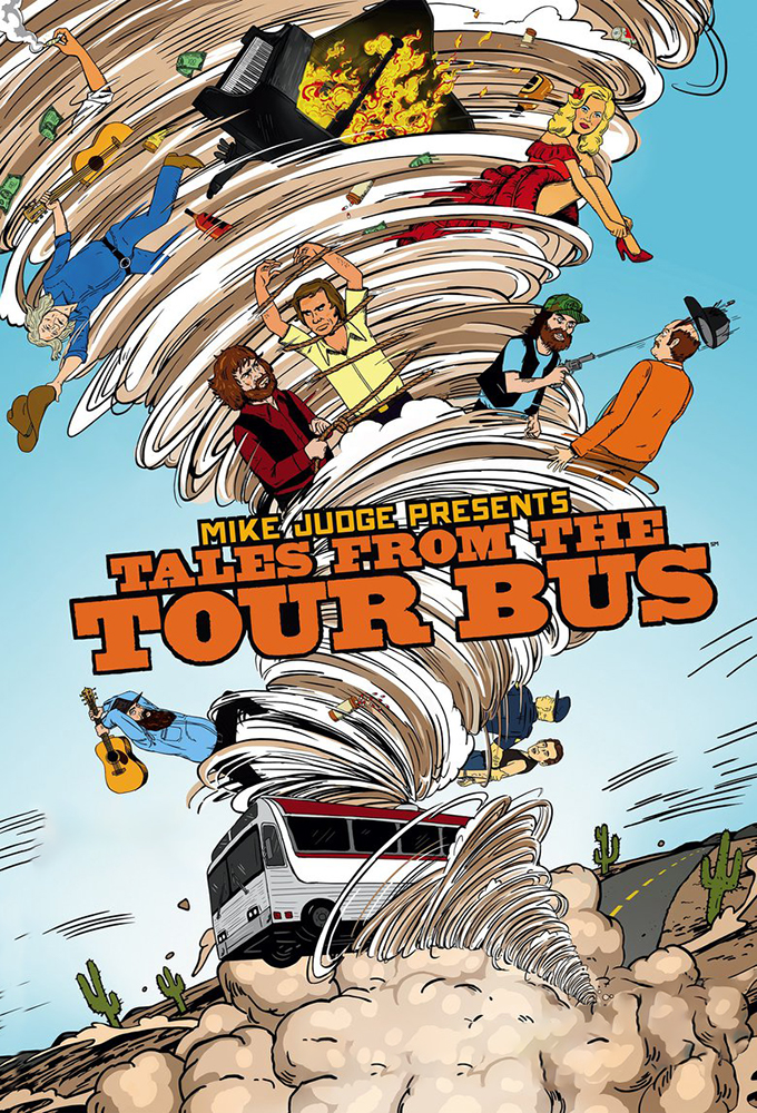 Mike Judge Presents: Tales From the Tour Bus (S01E08)