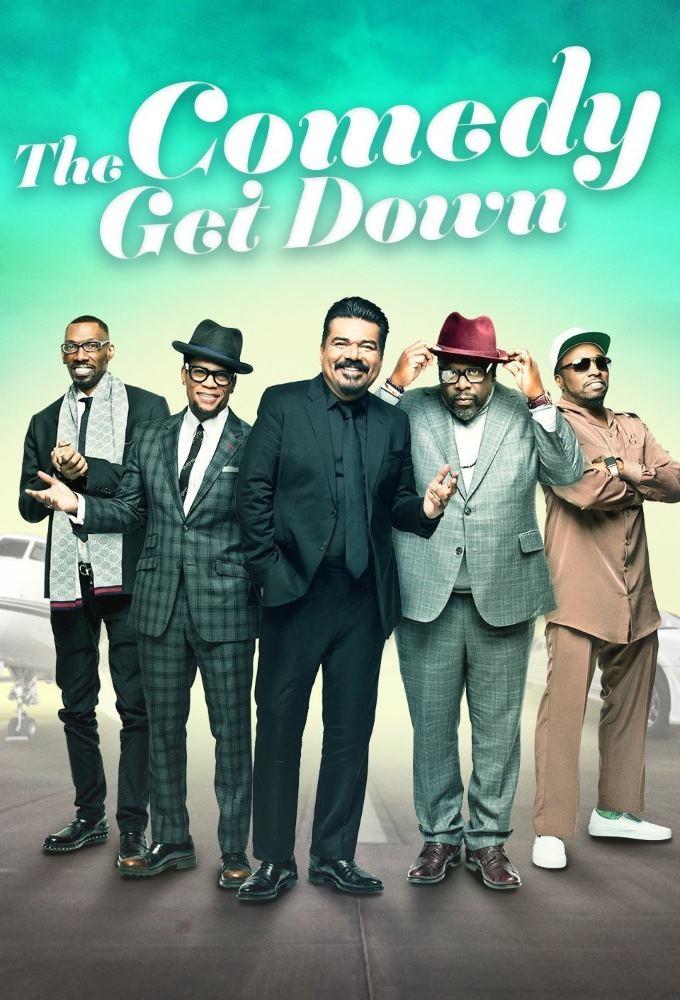 The Comedy Get Down (S01E10)