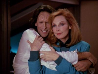 Star Trek: The Next Generation • S04E23