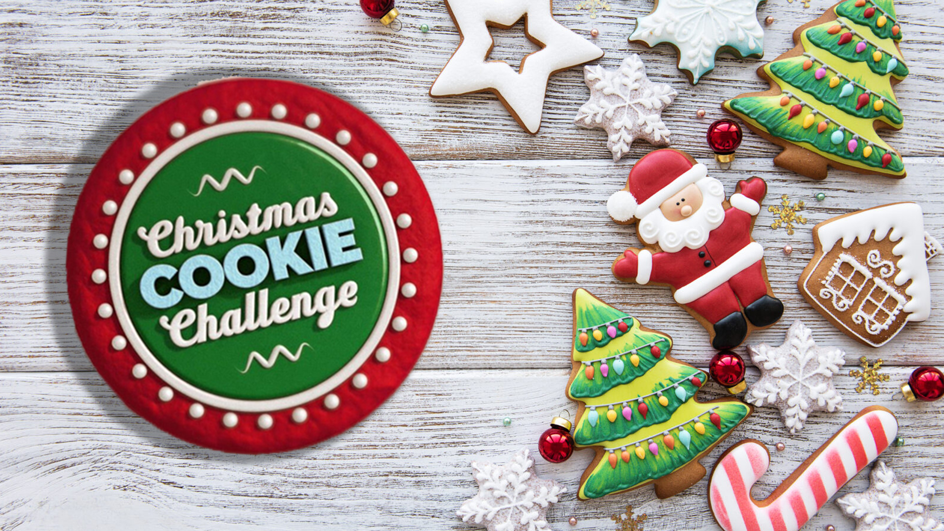 Christmas Cookie Challenge