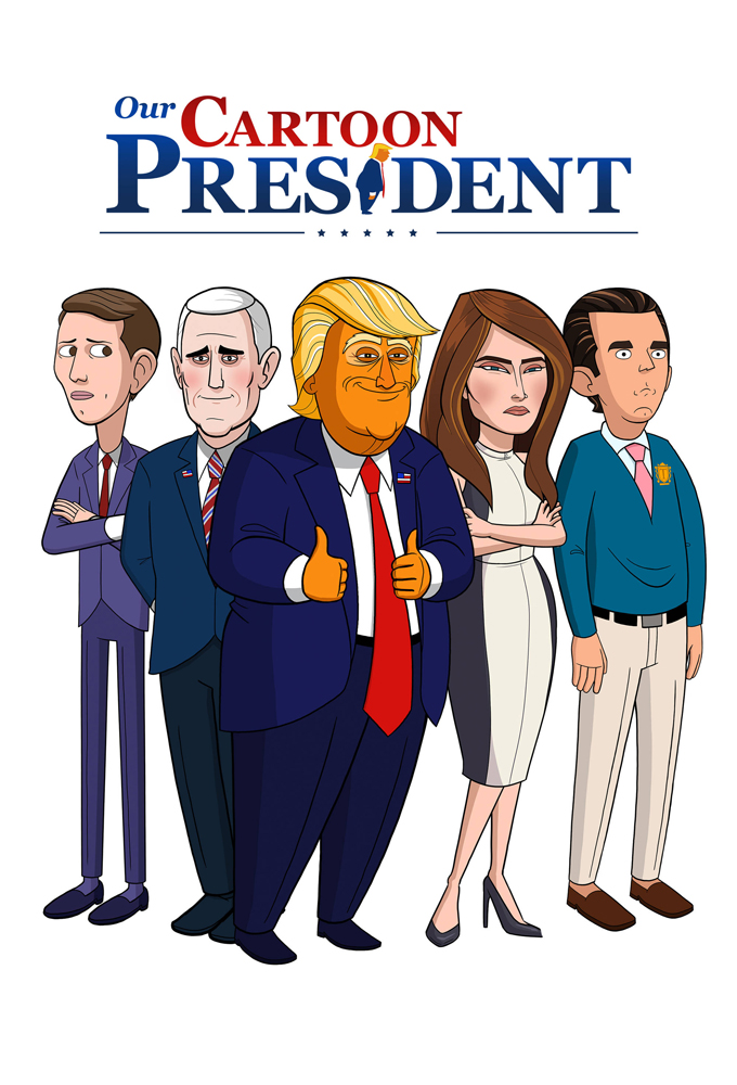 Our Cartoon President (S01E11)