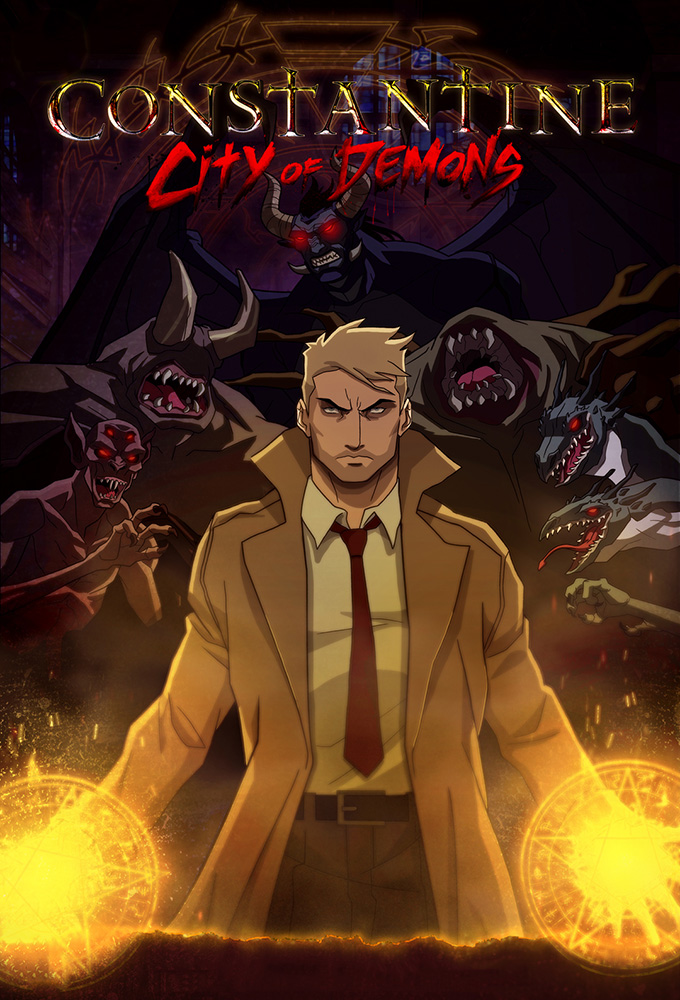 Constantine: City of Demons