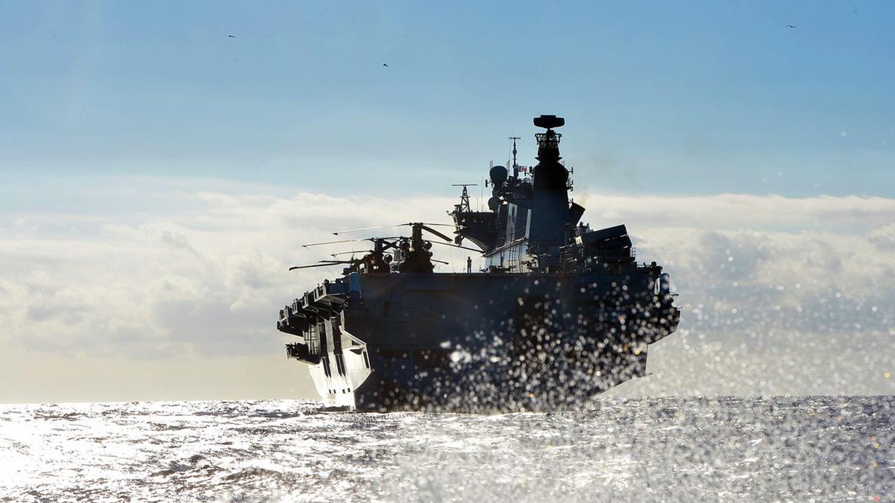 Britain s Biggest Warship