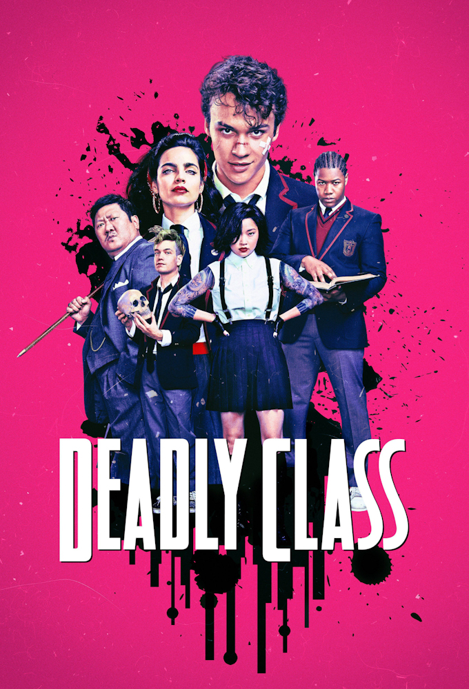 Deadly Class (S01E06)