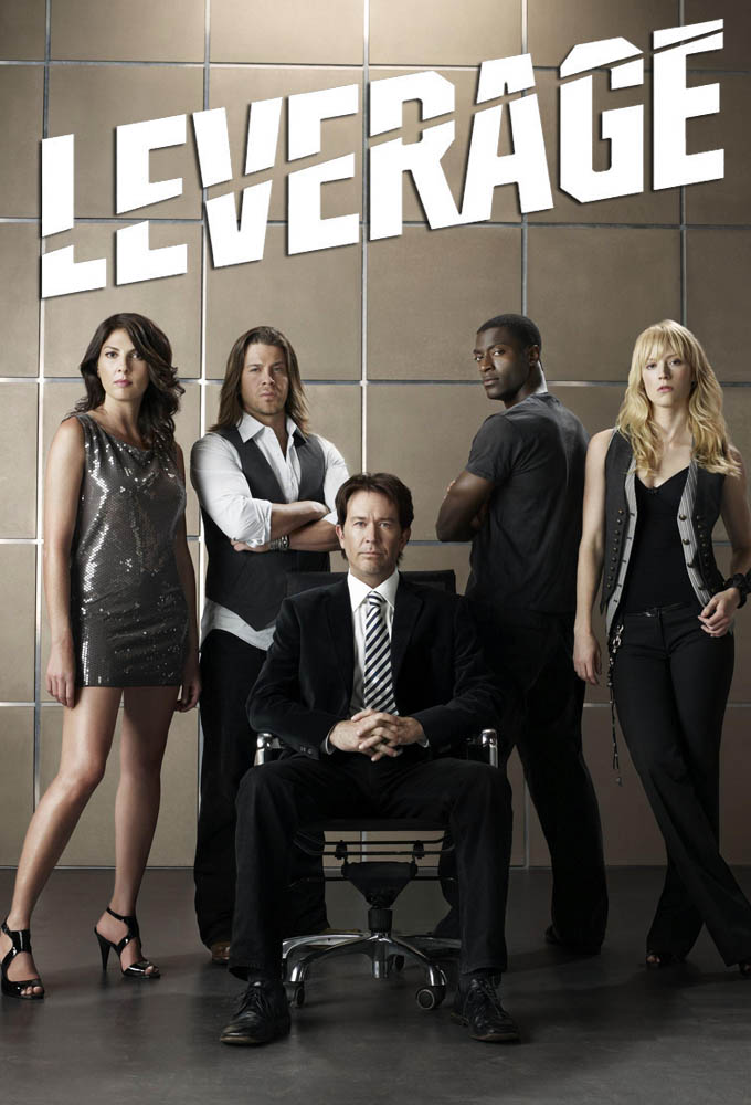 Leverage Temporada 1 [Latino MG]