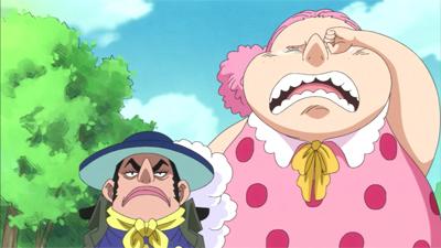 One Piece • S19E838