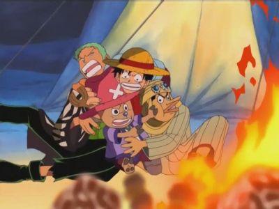 One Piece • S07E06