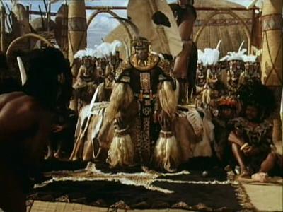 shaka zulu � serie tv 1986
